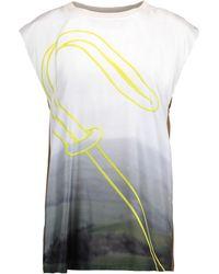 Vionnet - T-shirt - Lyst