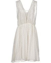 Girl by Band of Outsiders - Knee-length Dress - Lyst