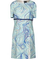 Fontana Couture - Short Dress - Lyst