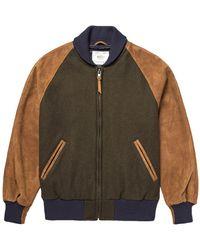 Golden Bear - Jackets - Lyst