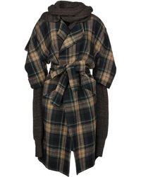 Vivienne Westwood Anglomania - Overcoats - Lyst