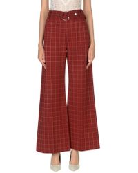 Jamie Wei Huang - Casual Trousers - Lyst