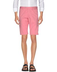 TROUSERS - Bermuda shorts AT.P. CO