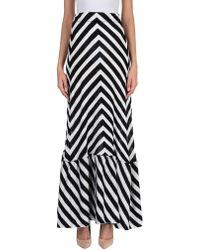 Laneus - Long Skirt - Lyst