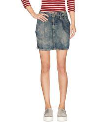 Denim & Supply Ralph Lauren | Denim Skirt | Lyst