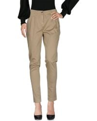 Fred Mello - Casual Trousers - Lyst