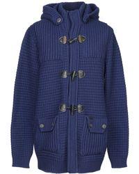 Bark Jacket - Blue
