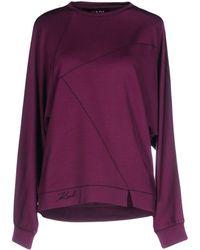 Karl Lagerfeld - Sweatshirts - Lyst