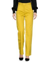 Laura Urbinati - Casual Trousers - Lyst
