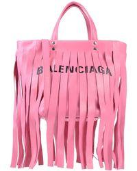 66a3fe2a8 Balenciaga Handbag in Blue - Lyst
