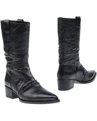 Gianni Barbato - Ankle Boots - Lyst