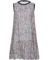 Almeria - Short Dress - Lyst