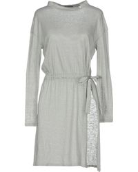 Scaglione - Short Dresses - Lyst