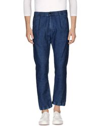 Covert - Denim Trousers - Lyst