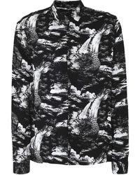 AllSaints - Shirt - Lyst