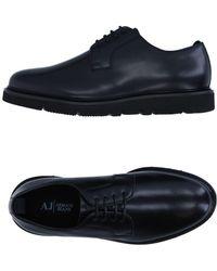 Armani Jeans - Lace-up Shoe - Lyst