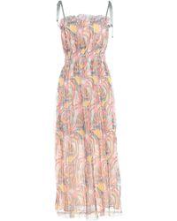 Just Cavalli - 3/4 Length Dress - Lyst