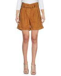 Henry Cotton's - Bermuda Shorts - Lyst