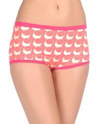Marzia Genesi Sea - Bikini Bottoms - Lyst