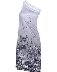 Aminaka Wilmont - 3/4 Length Dress - Lyst