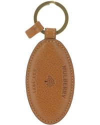 Mulberry - Key Ring - Lyst