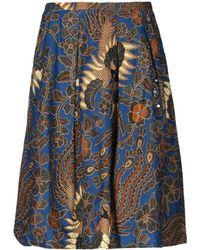 Rada' - 3/4 Length Skirt - Lyst
