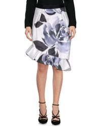 Prabal Gurung - Knee Length Skirt - Lyst