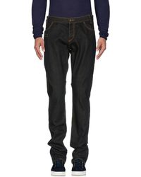 Frankie Morello - Denim Pants - Lyst