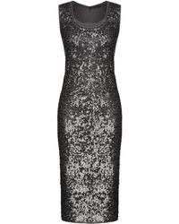 Donna Karan - Vestito al ginocchio - Lyst