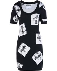 Moschino - Short Dress - Lyst