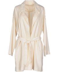 American Vintage - Overcoat - Lyst