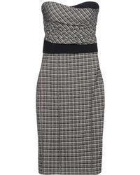 Narciso Rodriguez - Short Dresses - Lyst