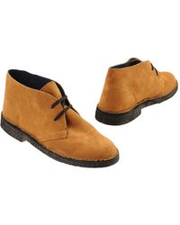 Thompson Ankle Boots - Brown