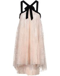 Philosophy Di Lorenzo Serafini - Short Dresses - Lyst