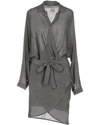 ..,merci - Short Dresses - Lyst