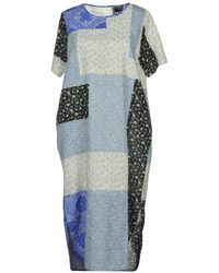 P.a.m. Perks And Mini - 3/4 Length Dress - Lyst