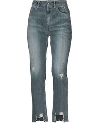 IRO - Denim Trousers - Lyst