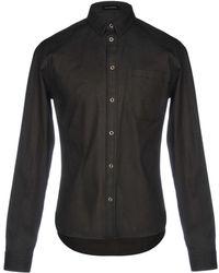 Kris Van Assche - Denim Shirt - Lyst