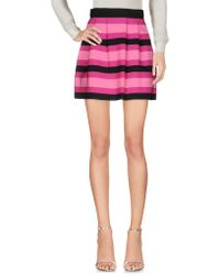Christian Pellizzari - Mini Skirt - Lyst