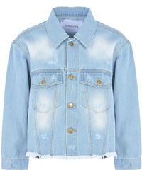 Leo - Denim Outerwear - Lyst