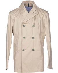 Camplin - Overcoat - Lyst