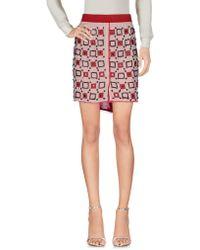 Maliparmi - Mini Skirt - Lyst