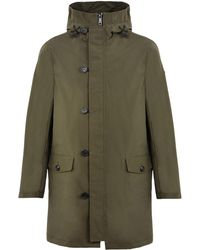 Armani Jeans - Overcoats - Lyst