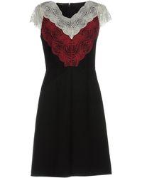 Paola Frani   Short Dress   Lyst