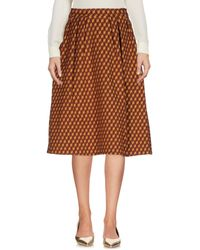 f0a9e9e122556 Damen Pinko Mittellange Röcke ab 37 € - Lyst