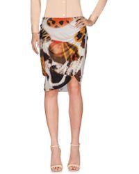 Blumarine - Knee Length Skirt - Lyst