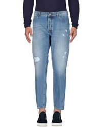 Michael Coal - Denim Trousers - Lyst