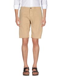 Saucony - Bermuda Shorts - Lyst