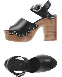 The Kooples - Sandals - Lyst