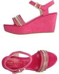 Chiara Pasquini   Sandals   Lyst